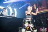 Rochelle Perts & Yellow Claw perform at Girls & Boys PreseRocnts Yellow Claw's Barong Family World Tour at Webster Hall on September 16, 2017