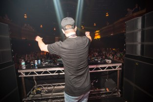 Codeko performs at Girls & Boys presents Electric Zoo: Wild Island Official After Party at Webster Hall on September 3, 2016