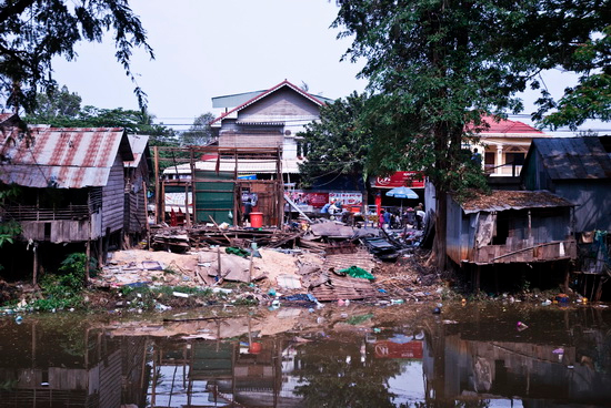 This view is of the same stretch as appears in the Travelfish.org covershot for Siem Reap.
