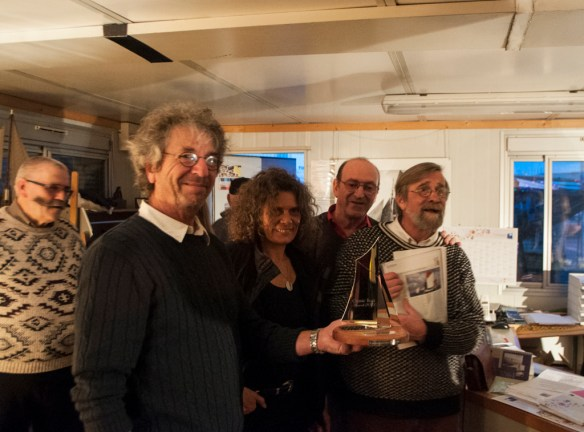 March 2013 celebrating the Classic Boat Award_resize