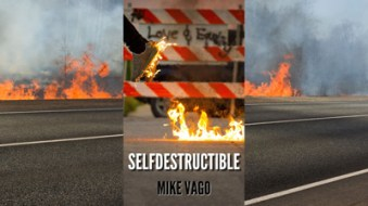 Selfdescructible by Mike Vago