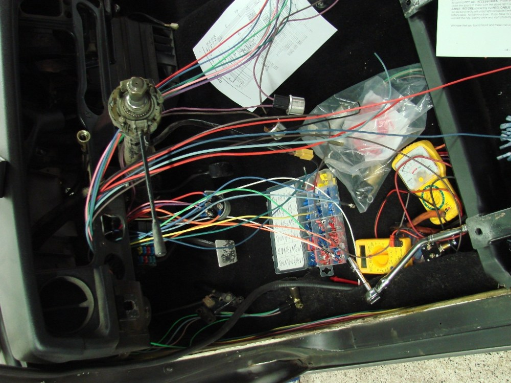 medium resolution of restoring a 1968 datsun 510 sedan wiring with a universal harness datsun 510 wiring harness a