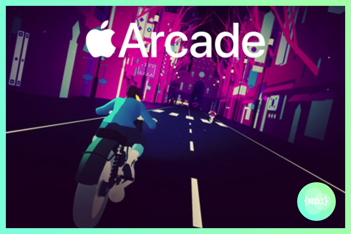 25:03:19 - Evento  - 25 Marzo 2019 (Apple Arcade)