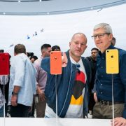 Foto: Tim Cook & Jony Ive