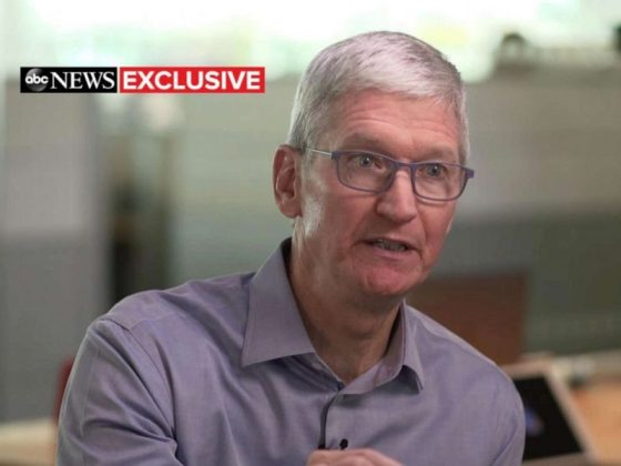 Tim Cook parla alla ABC News sul tema privacy