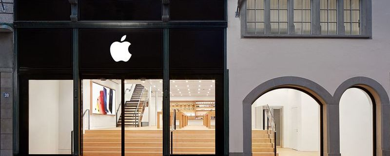 Apple Store Svizzera