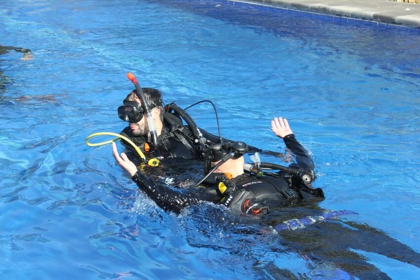 Rescue Course SSI or PADI in Bali