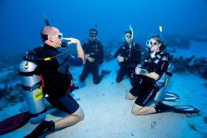 Try Diving Bali Discovery Scuba