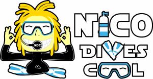 Nico Dives Cool Logo