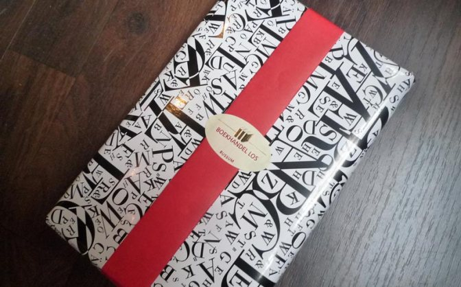 Image: Gift-Wrapped Book