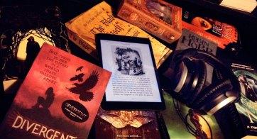 Image: Books, Audiobooks and eBooks