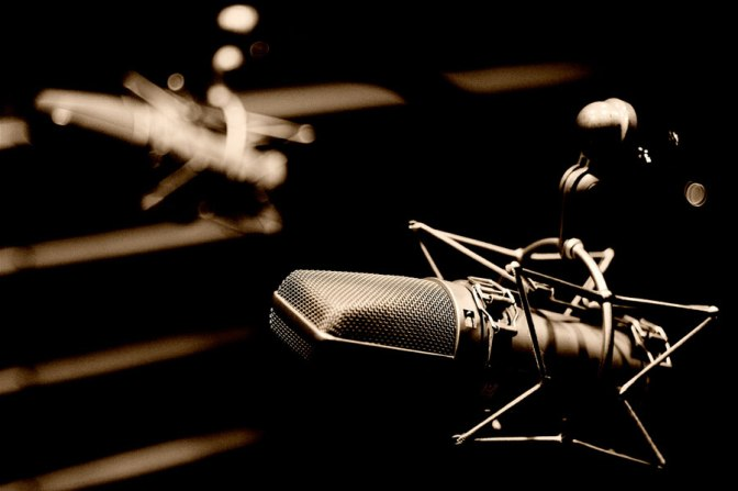 Image: U-87 Microphone