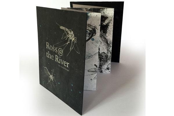 Ross @ The River Citronella Artists Book