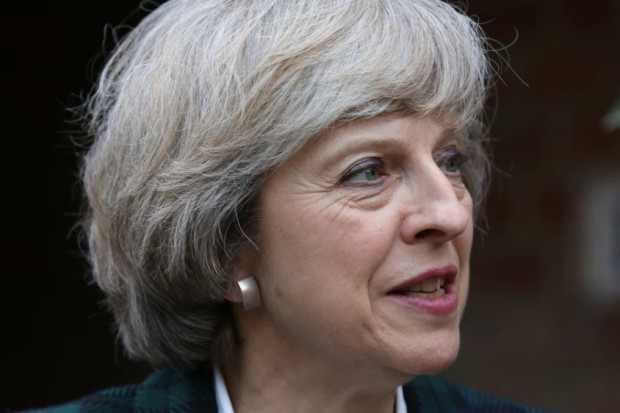 New PM Theresa May