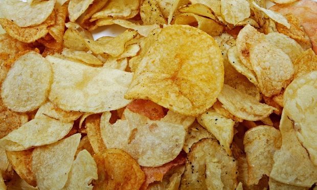 Washing my crisps - does that count as clean eating?