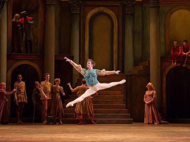 Joseph Kaley as Romeo