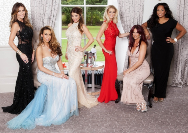 The Real Housewives of Cheshire. Publicity image may be subject to copyright.