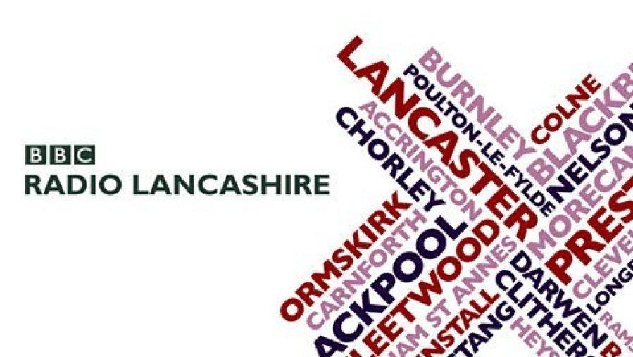 BBC Radio Lancashire's boss John Clayton guesting on Chorley FM