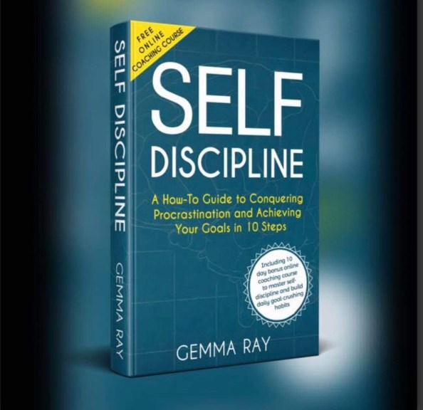 Self Discipline by Gemma Dee Ray