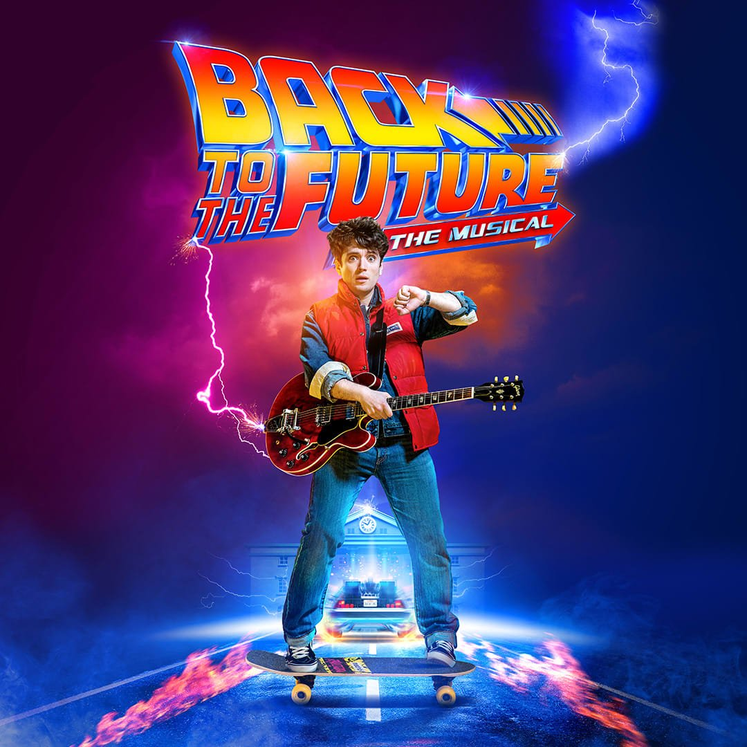 Back to the future the musical world premiere review