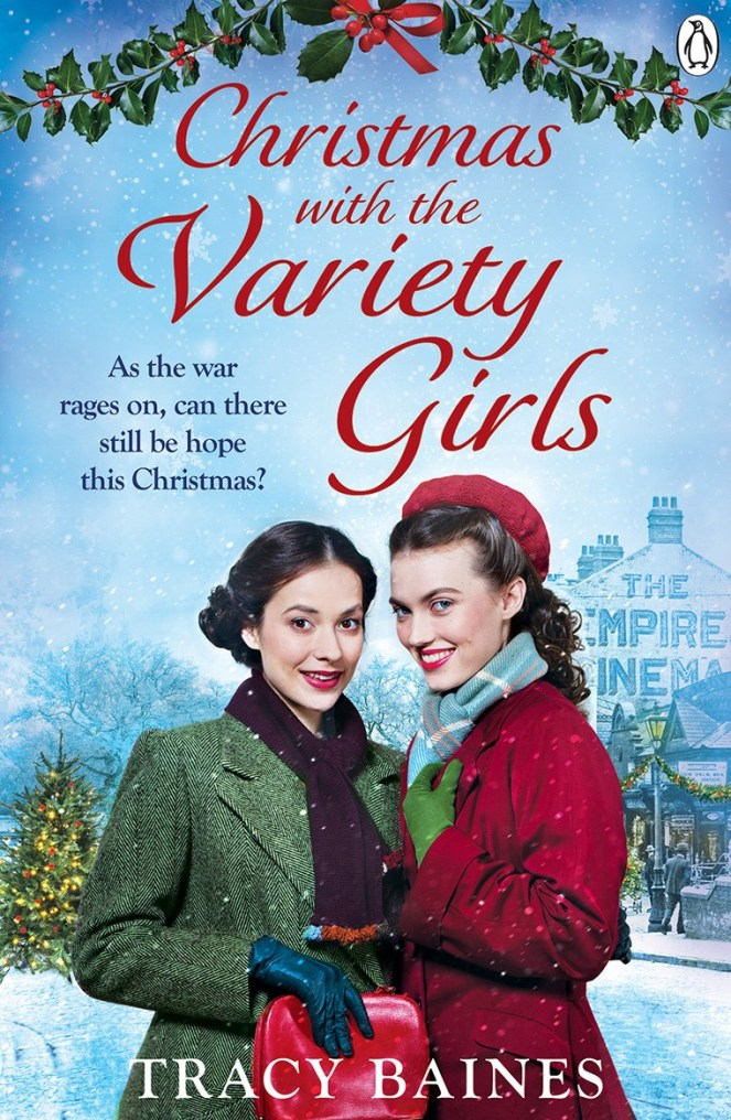 Christmas with the Variety Girls by Tracy Baines