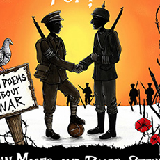 What Are We Fighting For? by Brian moses and Roger Stevens Illustrations © Nicola L Robinson