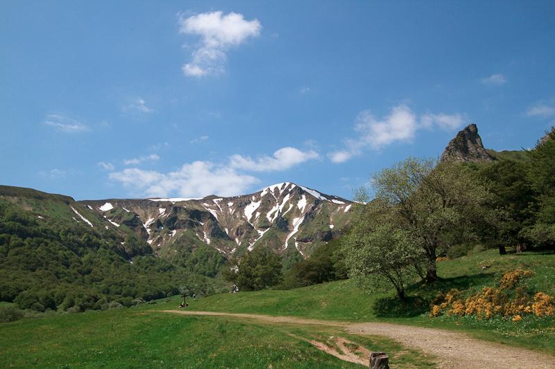 Tour De La Valle De Chaudefour Nicolas Mercier