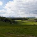 Massif du Sancy : crêtes de la vallée de Chaudefour