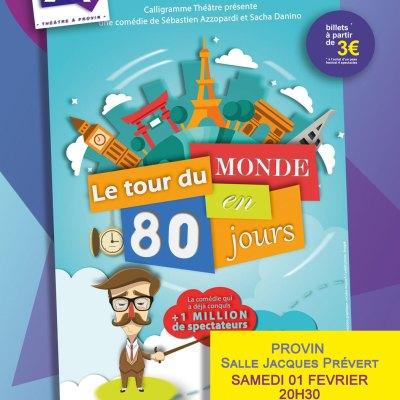 Festival TAP - Théâtre à Provin