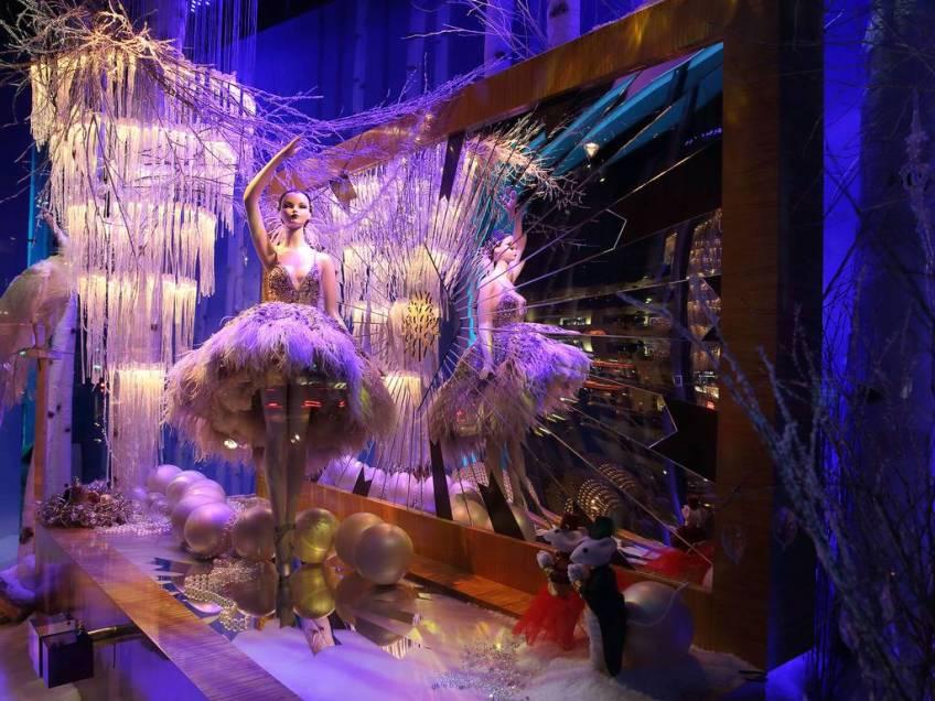 Immagini Piu Belle Del Natale.Le Vetrine Di Natale Le 10 Piu Belle Del Mondo 7 Nicola