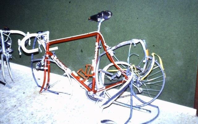 cicloturismo en acción