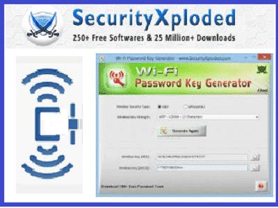 Téléchargez WIFI Password Key Generator (Gratuit)