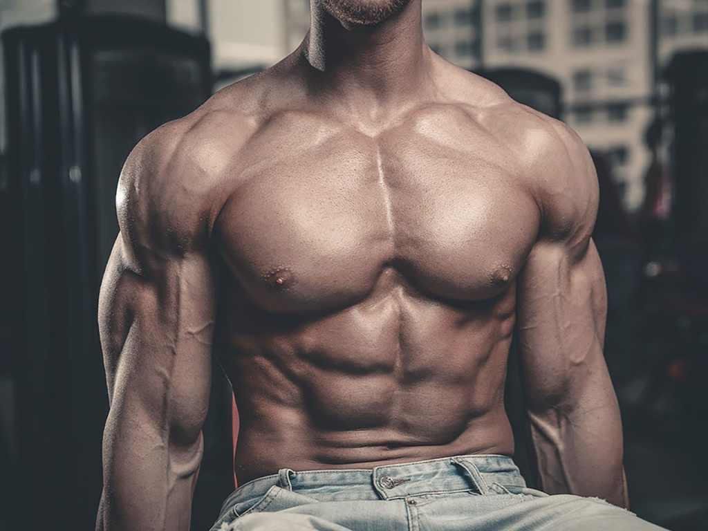 bröstövningar