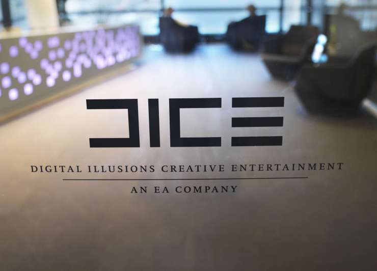 EA DICE, the most important video game company in Sweden