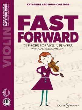 Colledge Fast Forward violon piano
