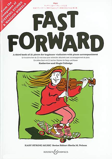 Colledge Fast Forward violon piano