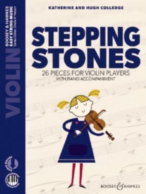 Colledge Stepping Stones violon piano
