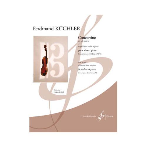 Kuchler op 15 alto