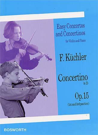 Kuchler op 15 violon