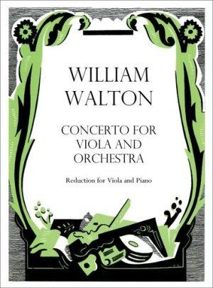 Walton concerto pour alto