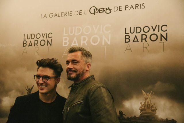 Ludovic Baron et Olivier Minne