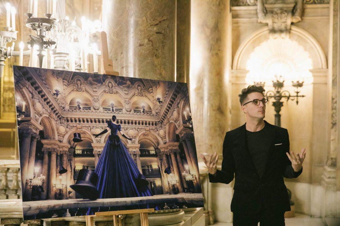 Ludovic Baron Exposition Galerie Opéra Garnier_15