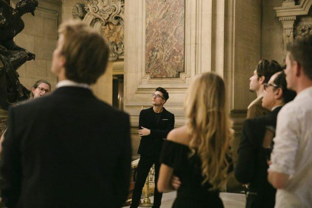 Ludovic Baron Exposition Galerie Opéra Garnier_9