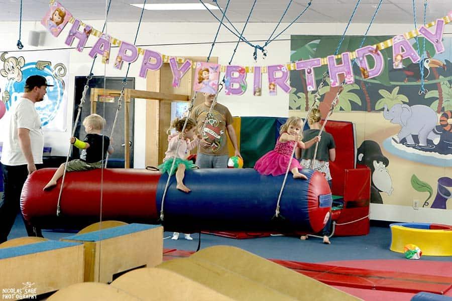 santa monica birthday party photographer