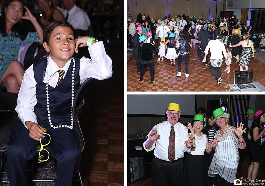 bar mitzvah party photography los angeles