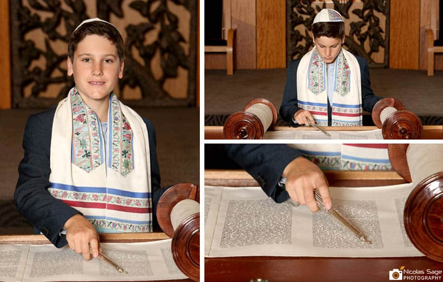 Los Angeles Bar Mitzvah Photographer Temple Isaiah
