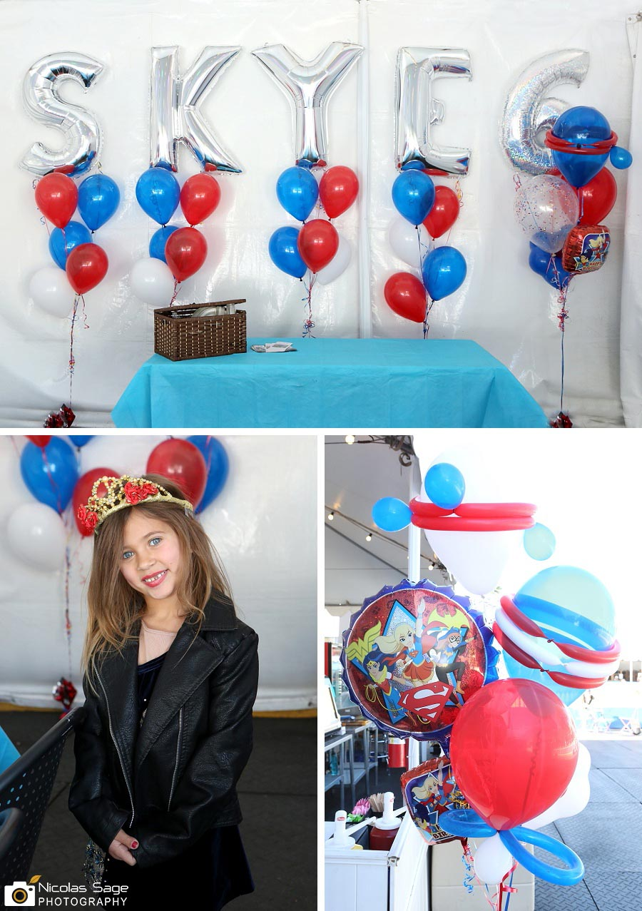 Kids Birthday Party Photography Santa Monica
