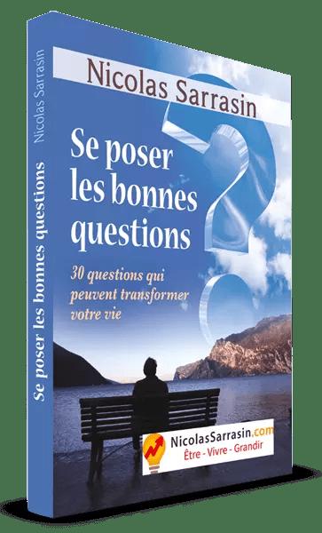 Se Poser Les Bonnes Questions : poser, bonnes, questions, Poser, Bonnes, Questions,, Livre, Nicolas, Sarrasin