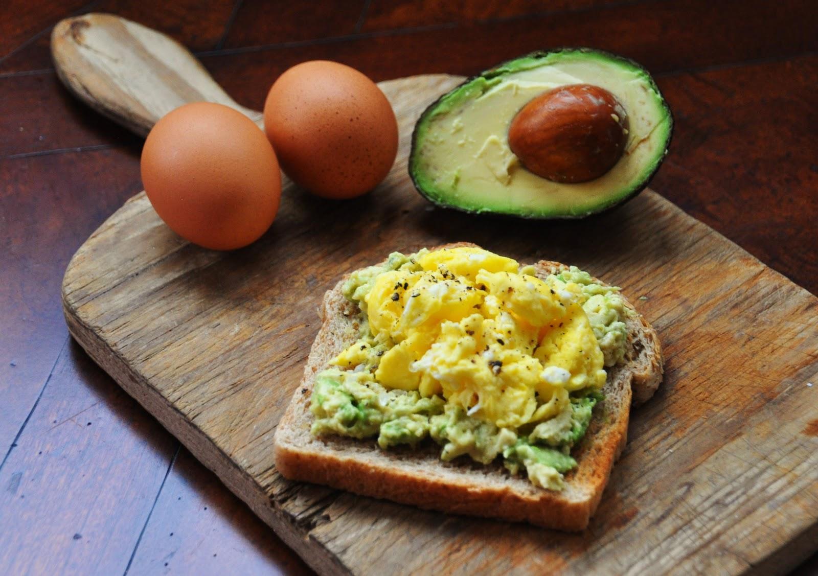 Avocado Breakfast Toast Recipe