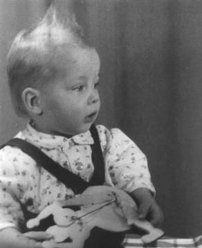 Me, Essen, probably 1942